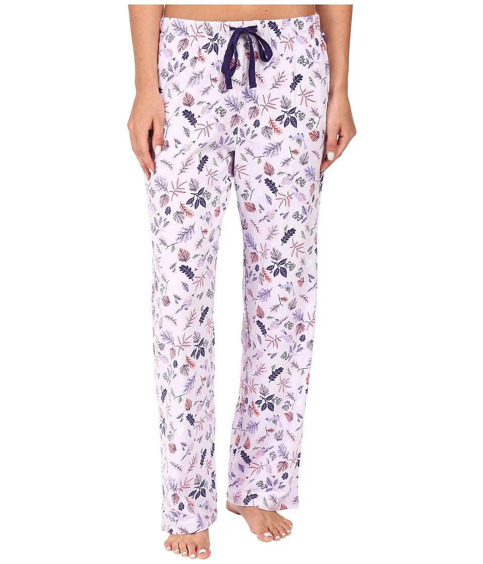 Jockey - Novelty Print Long Pants (Autumn Forest) Women's Pajama