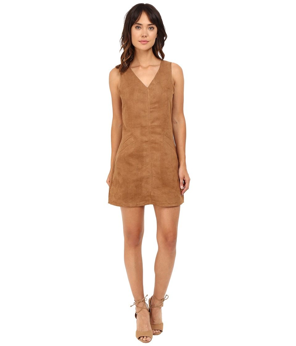 Jack by BB Dakota - Bane Dress (Camel) Women's Dress