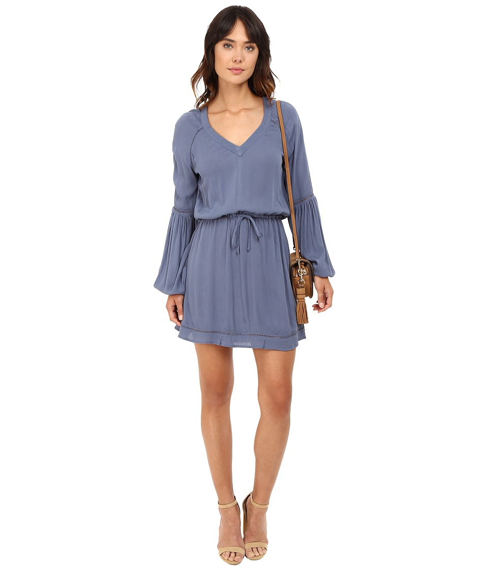 Jack by BB Dakota - Aden Dress (Vintage Indigo) Women's Dress