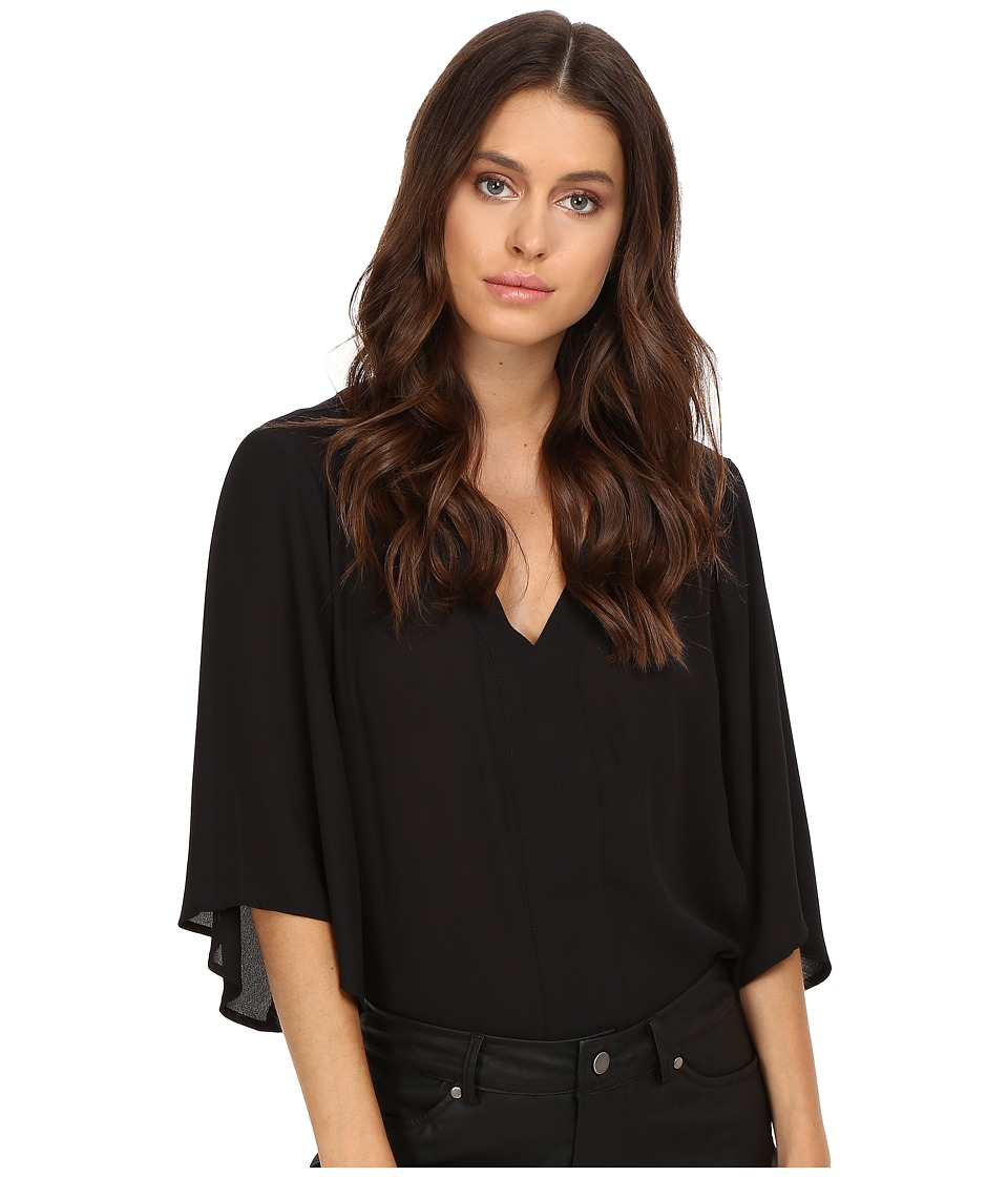 Jack by BB Dakota - Sirius Top (Black) Women's Clothing