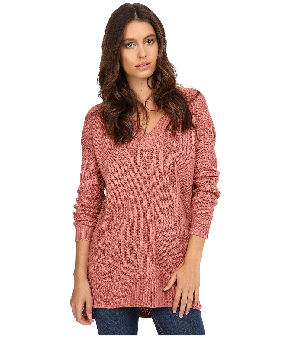 Jack by BB Dakota - Viktor Sweater (Withered Rose) Women's Sweater