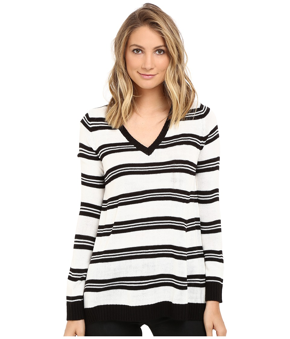 Jack by BB Dakota - Rodolphus Sweater (Ivory/Black) Women's Sweater