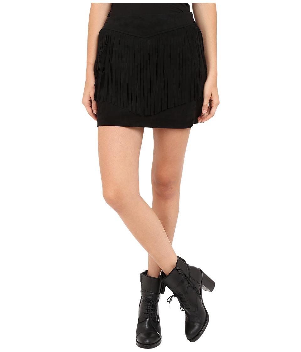 Jack by BB Dakota - Eulamay Skirt (Black) Women's Skirt