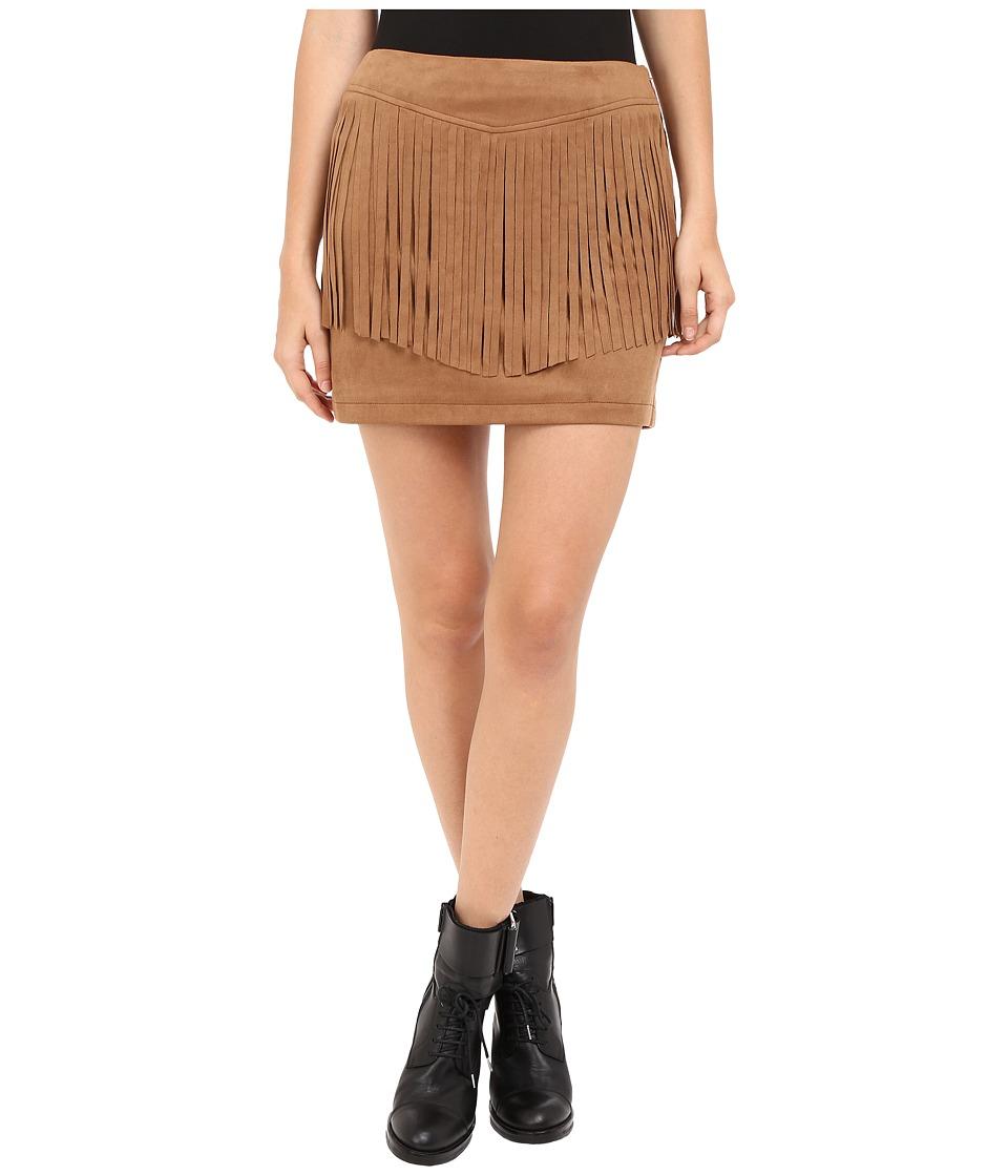 Jack by BB Dakota - Eulamay Skirt (Camel) Women's Skirt