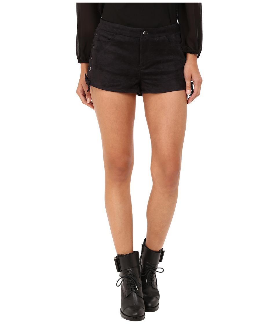 Jack by BB Dakota - Ben Shorts (Black) Women's Shorts