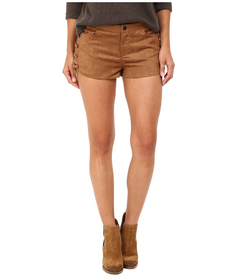 Jack by BB Dakota - Ben Shorts (Camel) Women's Shorts