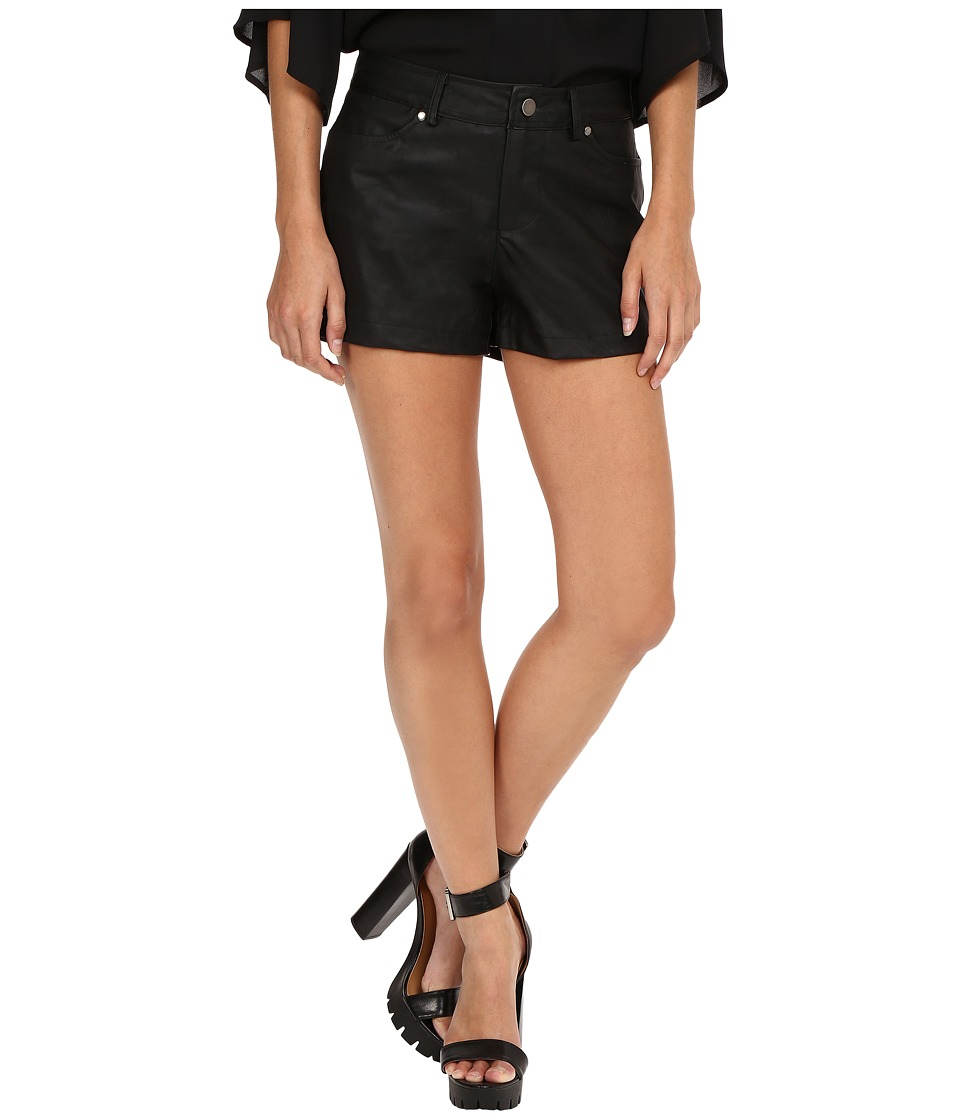 Jack by BB Dakota - Aime Shorts (Black) Women's Shorts