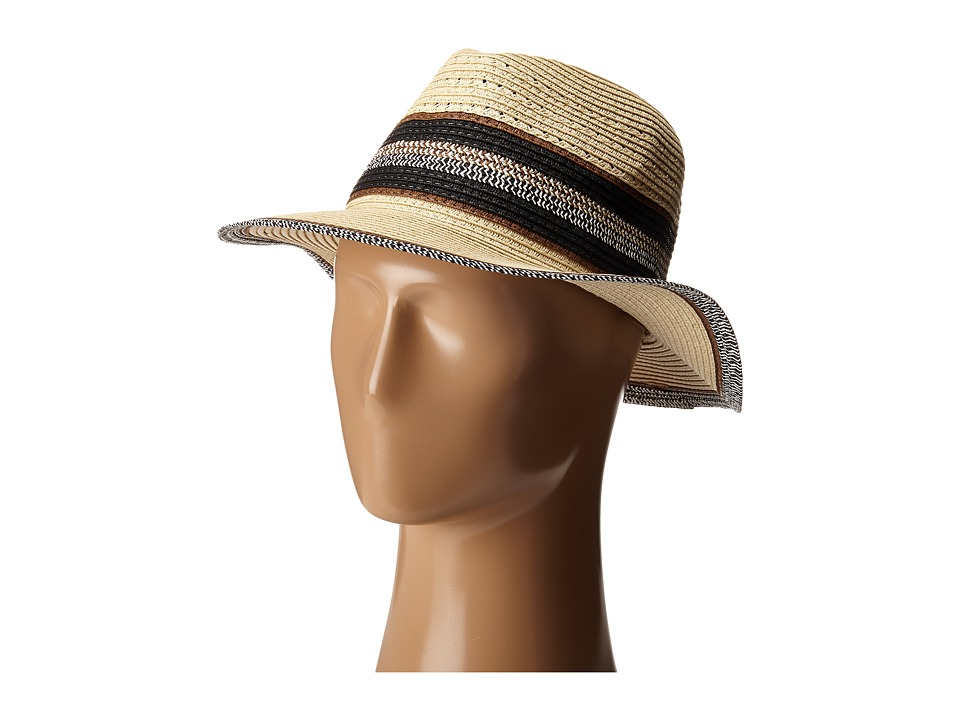 Steve Madden - Panama Hat (Neutral) Traditional Hats