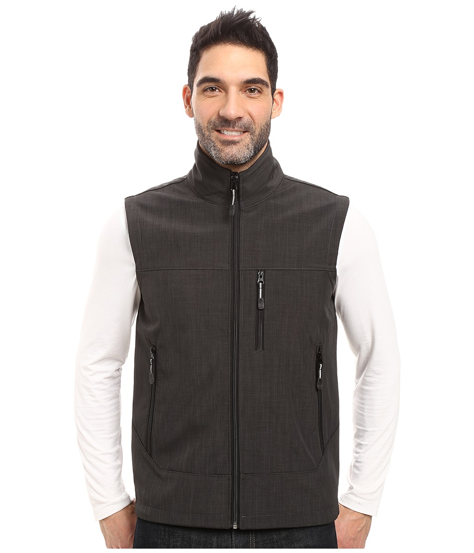 Roper - Softshell Vest (Grey) Men's Vest