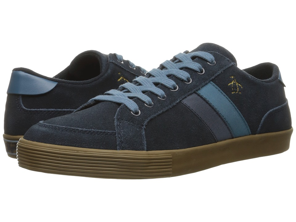 Original Penguin - Omni (Navy) Men's Shoes