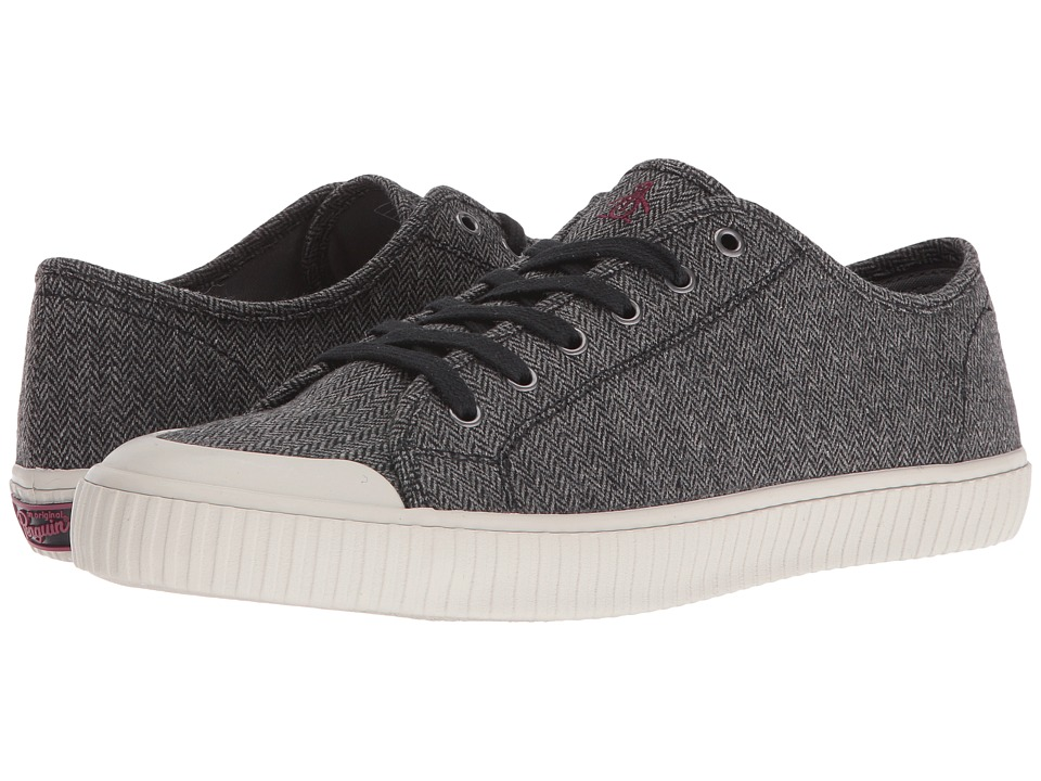 Original Penguin Sneakerish (Grey/Black) Men