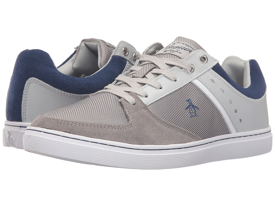 Original Penguin - Flash (Grey/Blue) Men's Shoes
