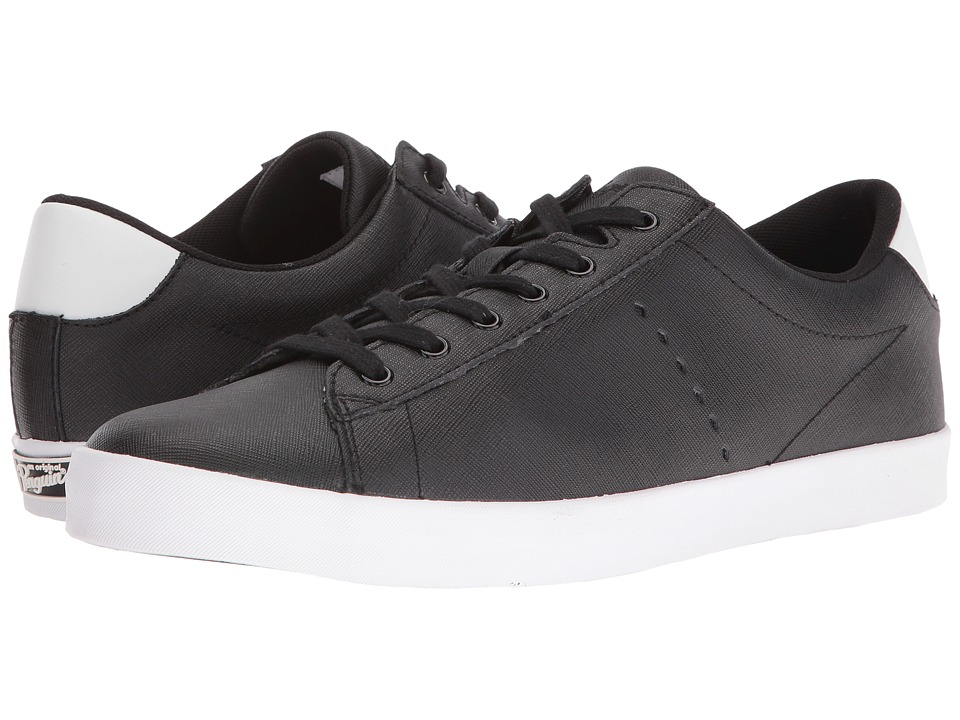 Original Penguin - Jones (Black 2) Men's Shoes