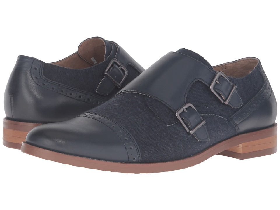 Original Penguin - Monk 2x Mix (Indigo) Men's Shoes