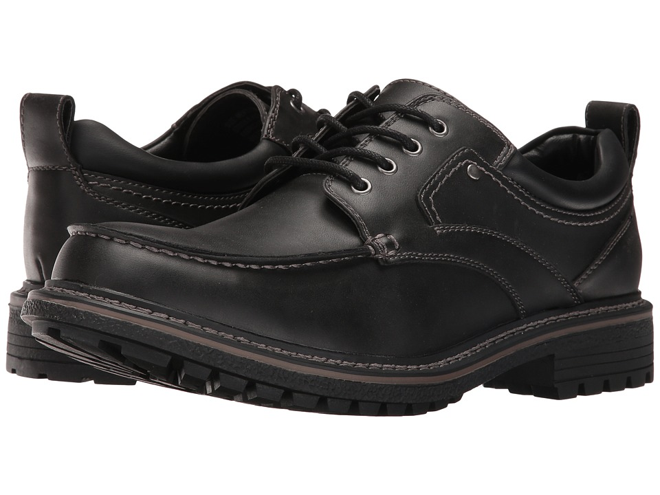 Antonio Zengara - Alta (Black) Men's Shoes