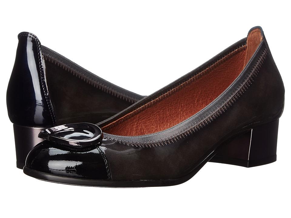 Hispanitas - Savvy (Taipei Black/Taipei Grafito/Taipei Blue) Women's Shoes