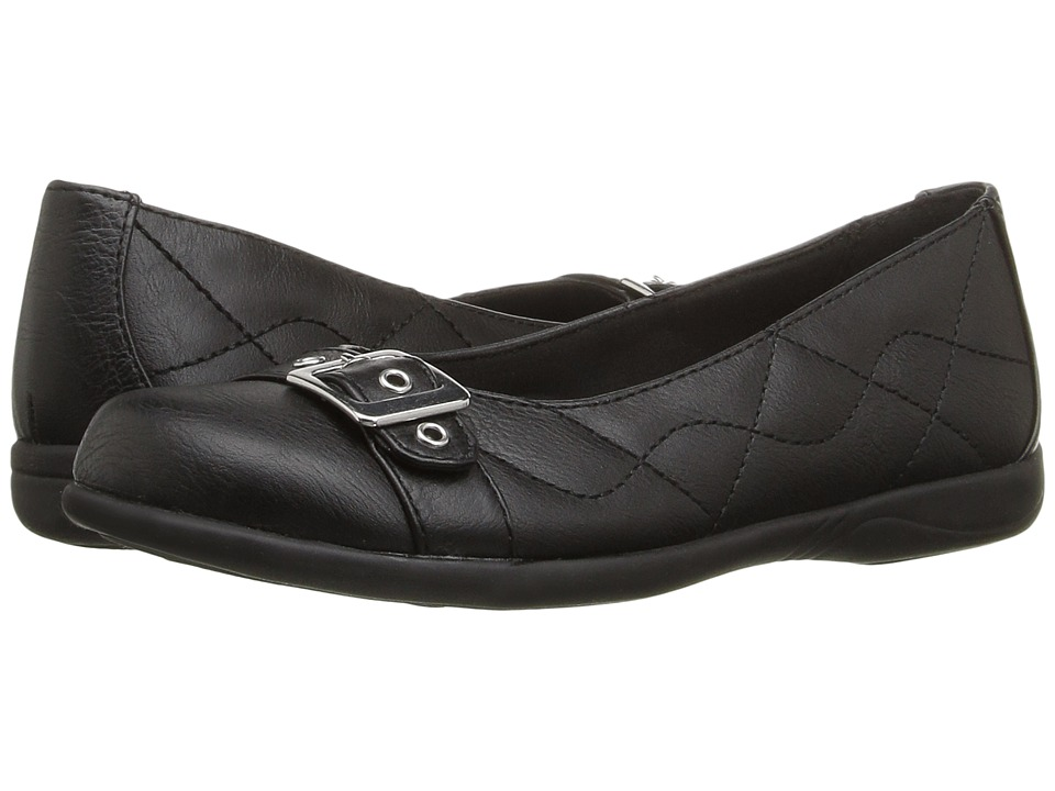 Rachel Kids - Dorian (Little Kid/Big Kid) (Black Smooth) Girls Shoes
