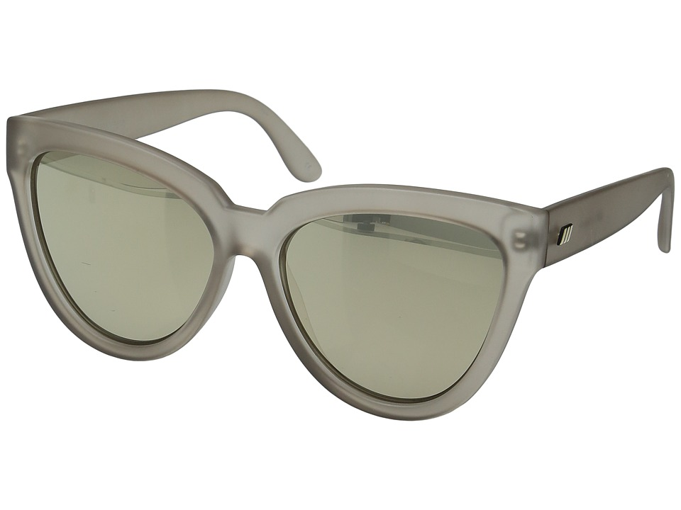 Le Specs - Liar Lair (Matte Stone) Fashion Sunglasses