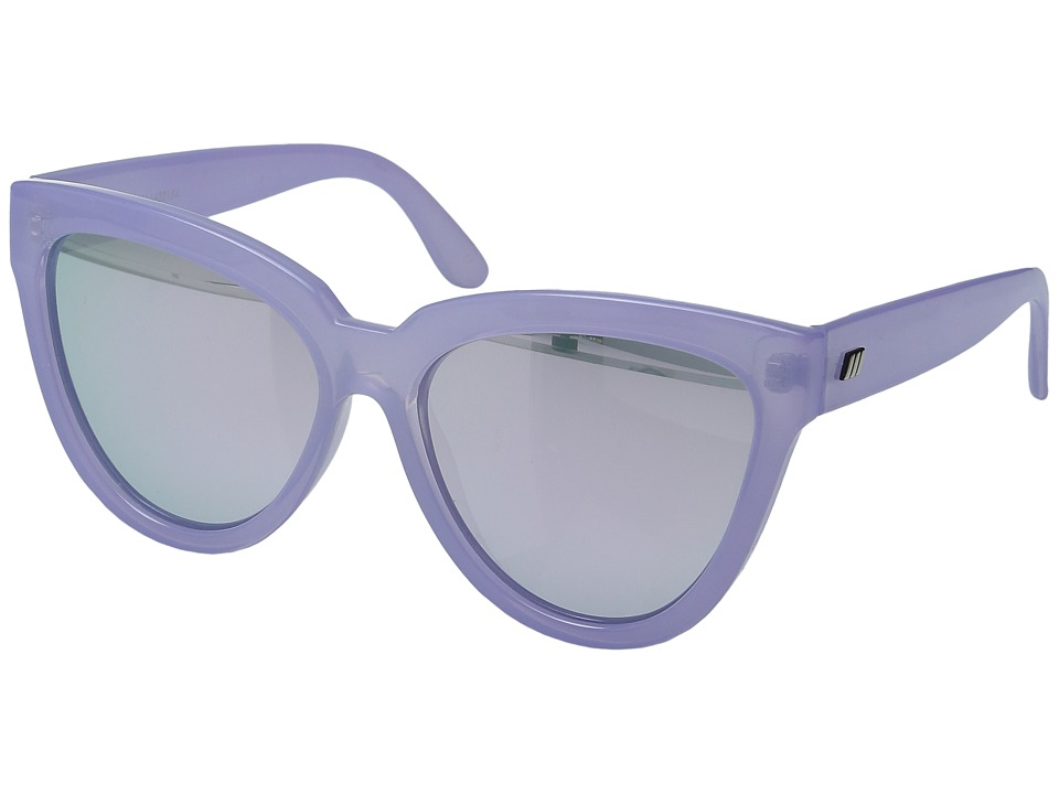Le Specs - Liar Lair (Milky Lilac) Fashion Sunglasses