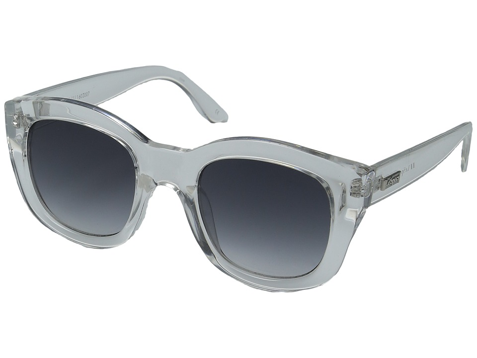 Le Specs - Runaways (Clear) Fashion Sunglasses