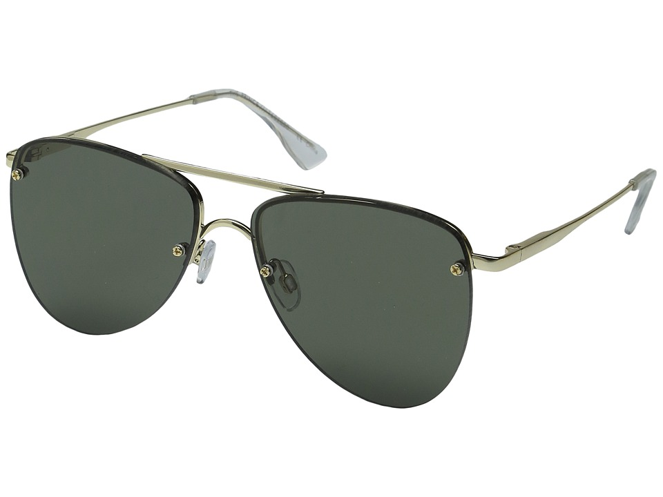 Le Specs - The Prince (Gold) Fashion Sunglasses