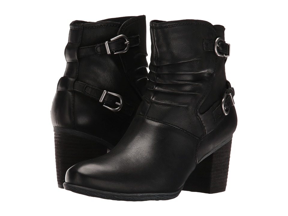 Josef Seibel - Britney 37 (Black) Women's Pull-on Boots