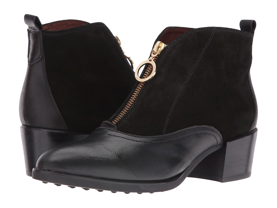 Hispanitas - Loralyn (Soho Black/Crosta Black) Women's Shoes