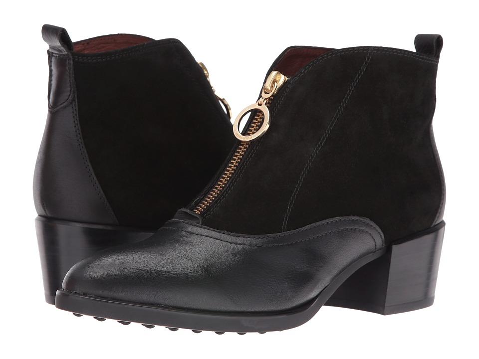 Hispanitas - Loralyn (Soho Black/Crosta Black) Women's Shoes