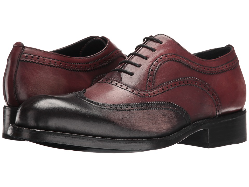 Messico - Cristian (Black/Vintage Wine) Men's Shoes