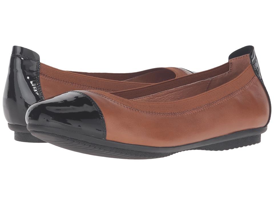 Josef Seibel - Pippa 07 (Camel/Black) Women's Shoes