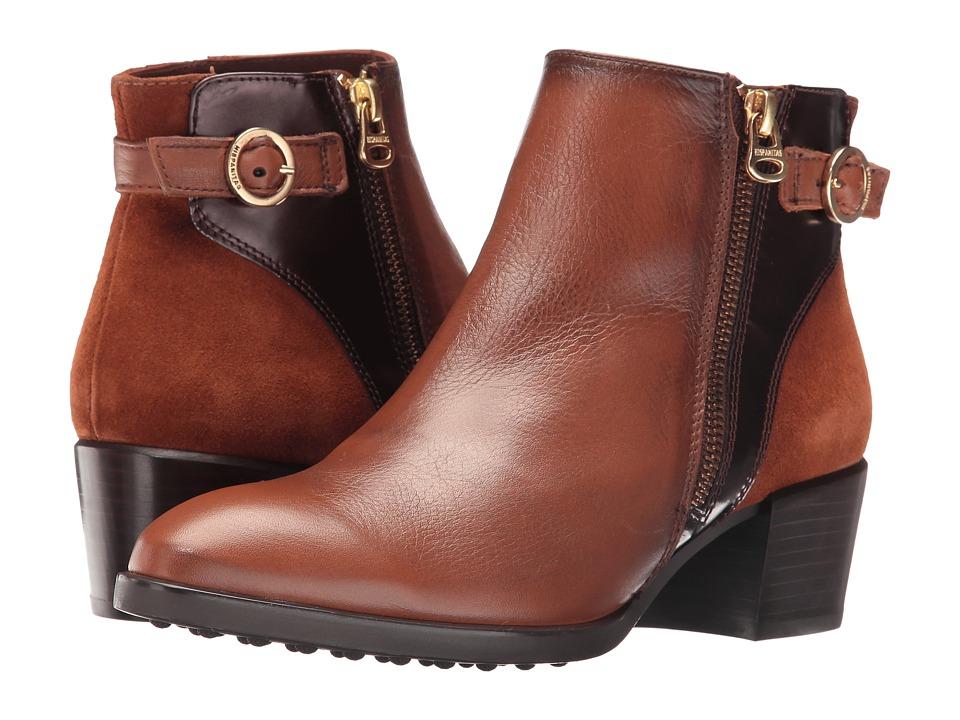 Hispanitas - Lakisha (Soho Cuoio/Gres Bronce/Crosta Cuoio) Women's Boots