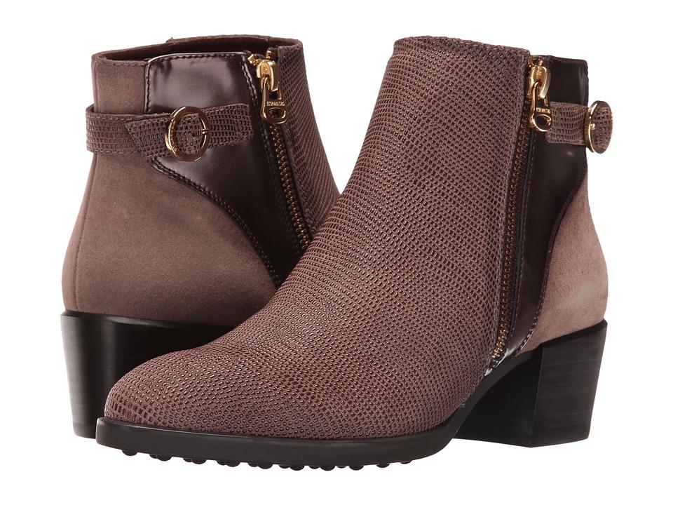 Hispanitas - Lakisha (Lizard Topo/Gres Perita/Crosta Topo) Women's Boots
