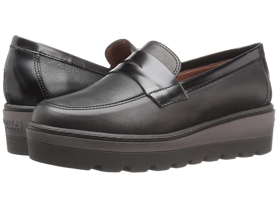 Hispanitas - Acacia (Soho Black/Antique Black) Women's Shoes
