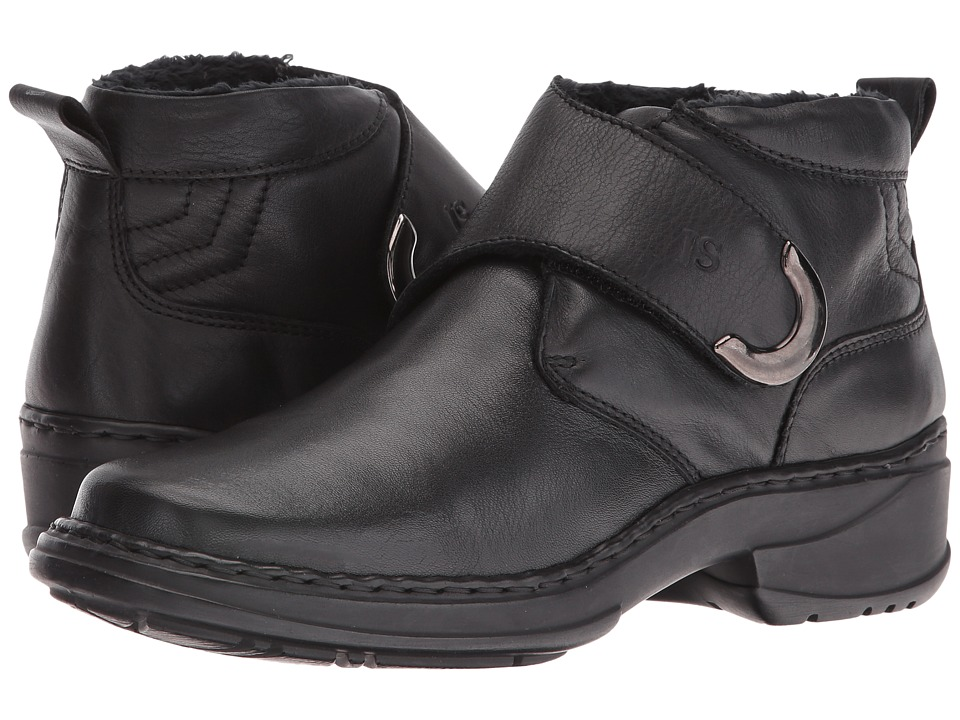 Josef Seibel - Pamela 19 (Black) Women's Dress Pull-on Boots