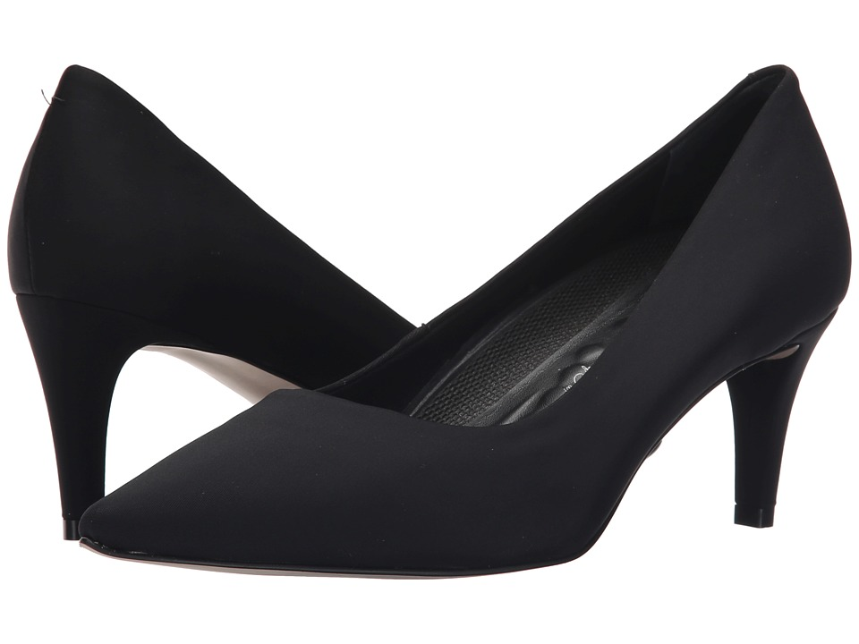 Walking Cradles - Sophia (Black Micro) High Heels