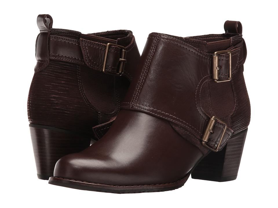 Walking Cradles - Leah (Brown) Women's Shoes