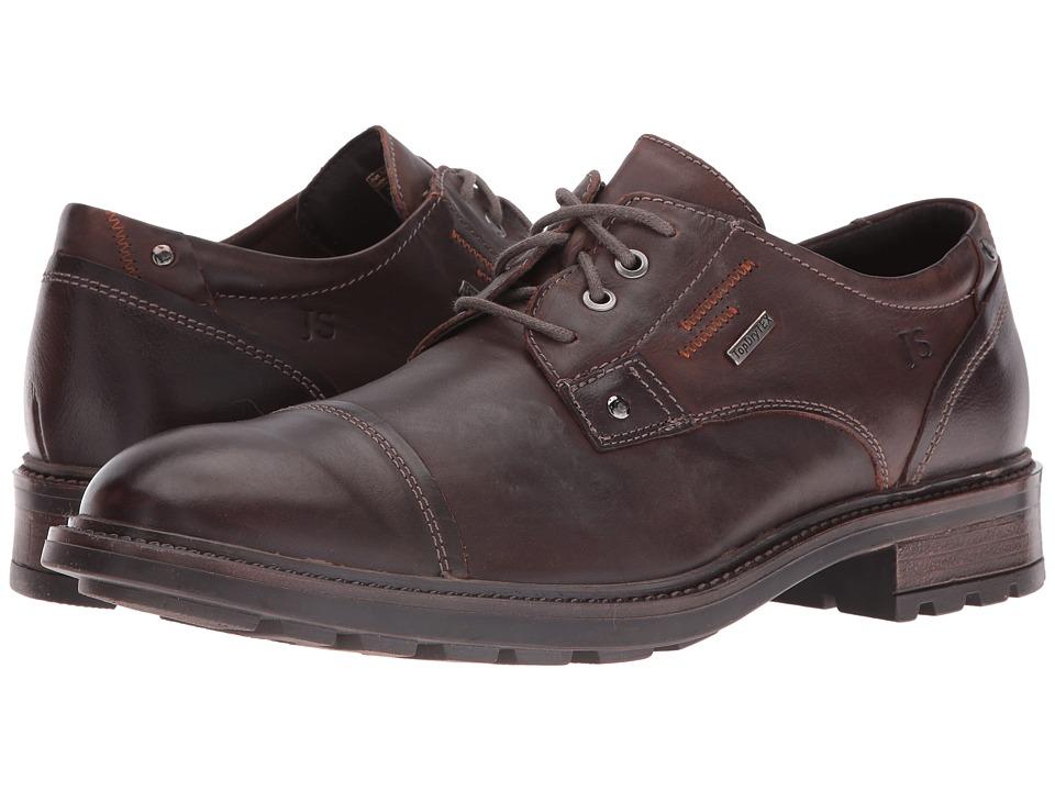 Josef Seibel - Oscar 25 (Moro/Espresso) Men's Lace up casual Shoes