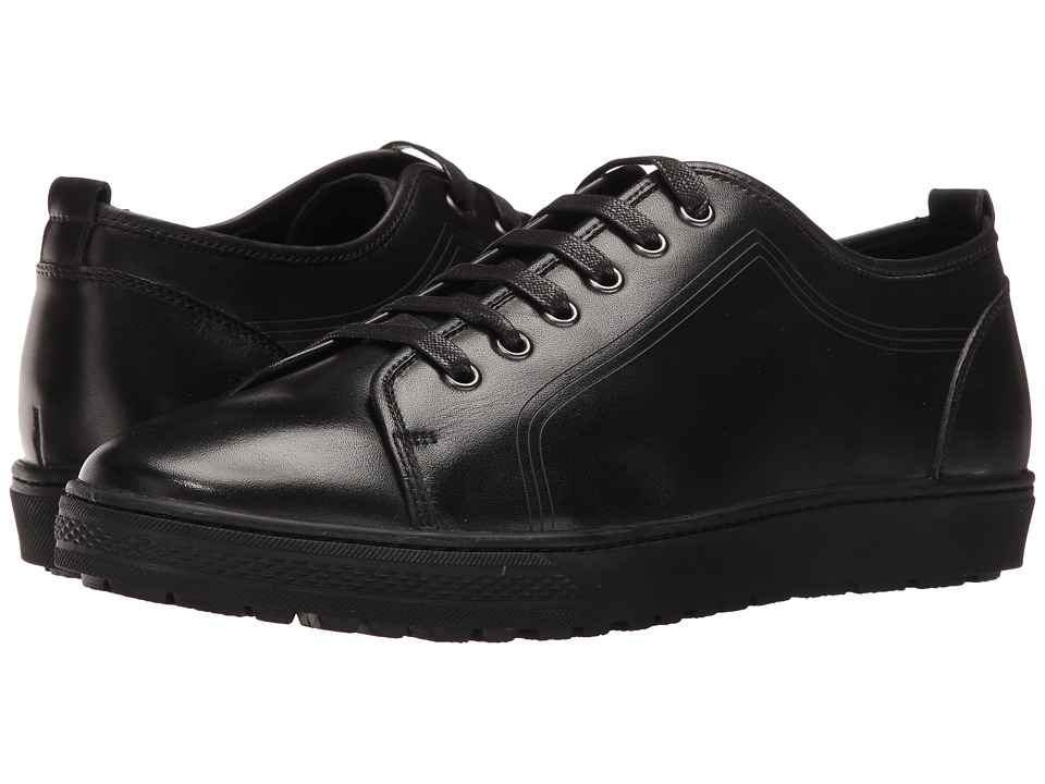 Florsheim - Forward Low Lace-Up (Black) Men's Shoes