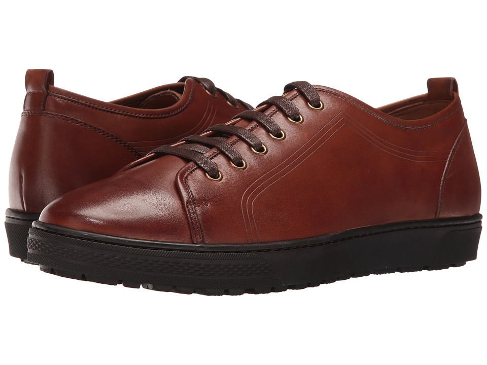 Florsheim - Forward Low Lace-Up (Cognac) Men's Shoes