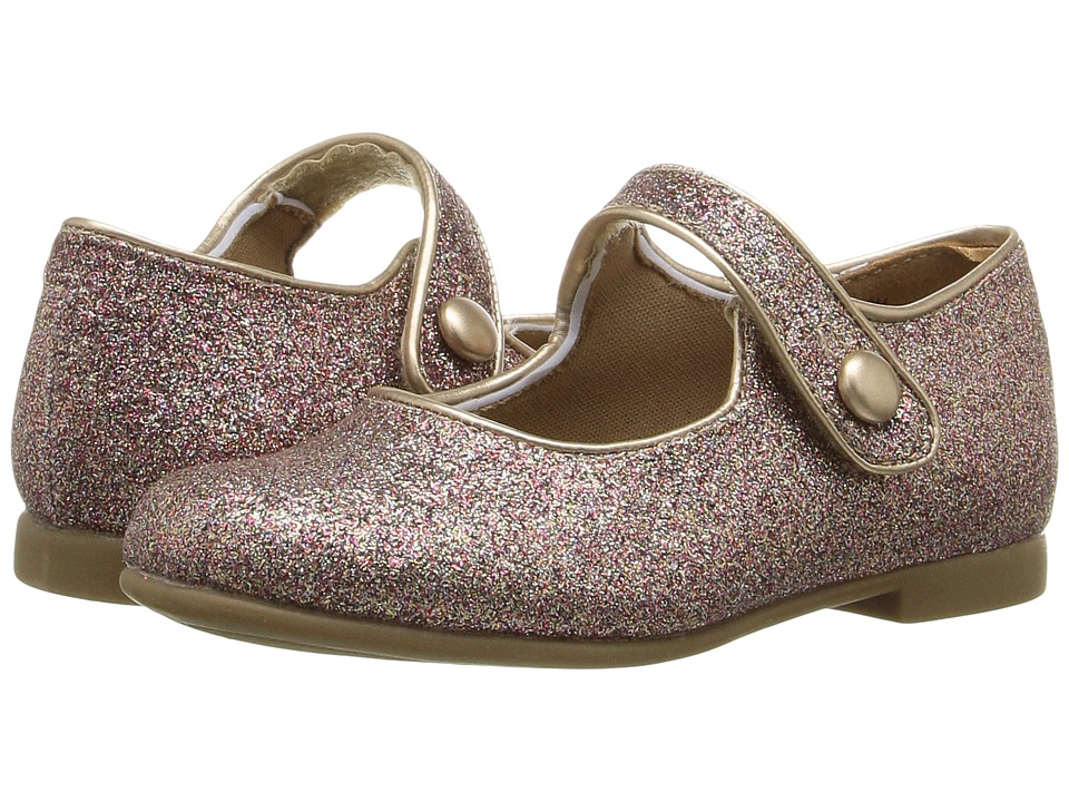 Rachel Kids - Lil Halle (Toddler) (Multi Glitter) Girls Shoes
