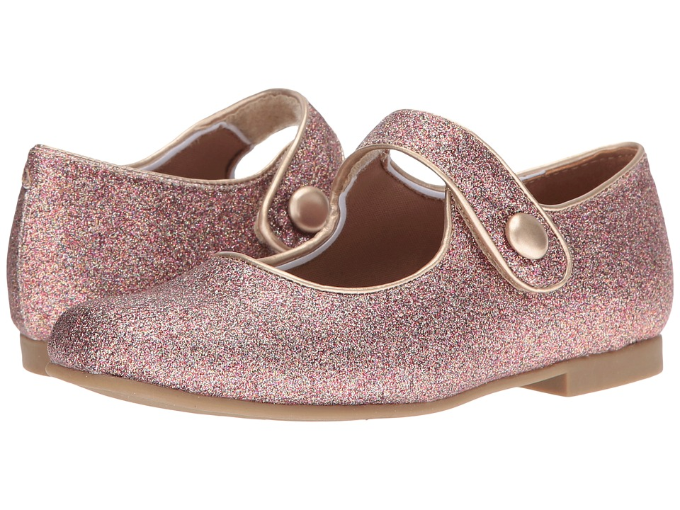 Rachel Kids - Halle (Little Kid) (Multi Glitter) Girls Shoes