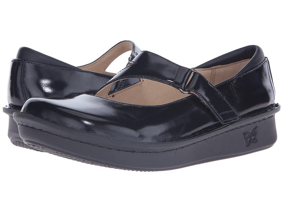 Alegria - Jill (Black Waxy) Women's Shoes