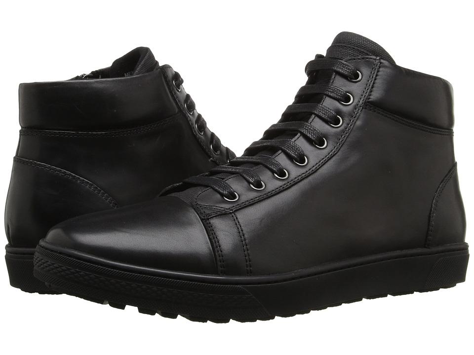 Florsheim - Forward Hi Lace-Up (Black) Men's Shoes