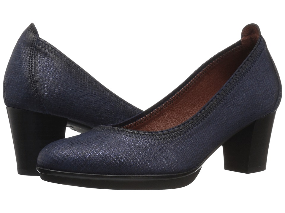 Hispanitas - Bess (Tejus Navy) Women's Shoes