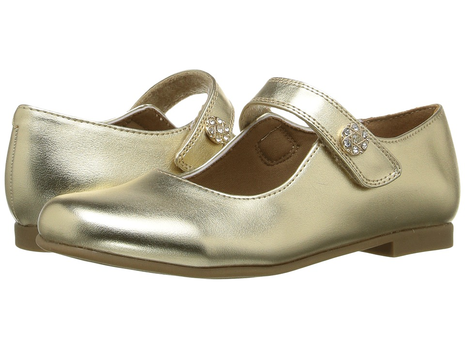 Rachel Kids - Jackie (Little Kid) (Gold Metallic) Girls Shoes