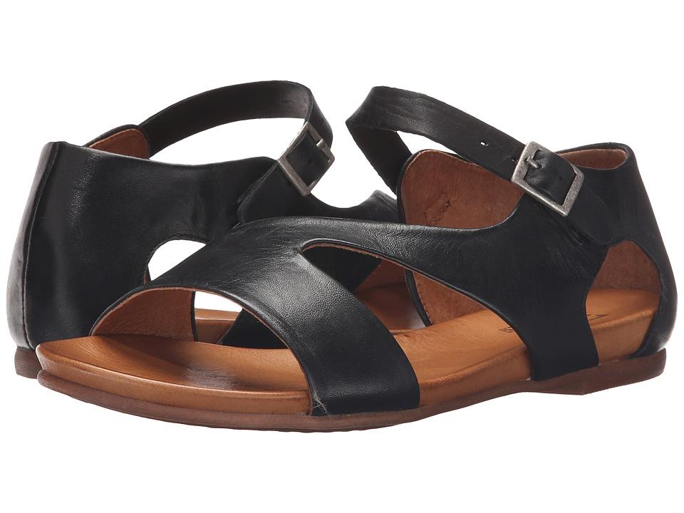 Miz Mooz - Alyssa (Black) Women's Sandals