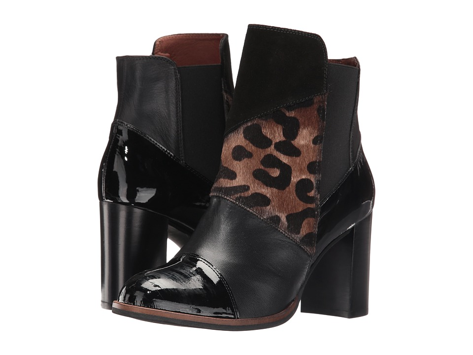 Hispanitas Bevin (Taipei Black/Soho Black/Kenia Topo/Crosta Black) Women