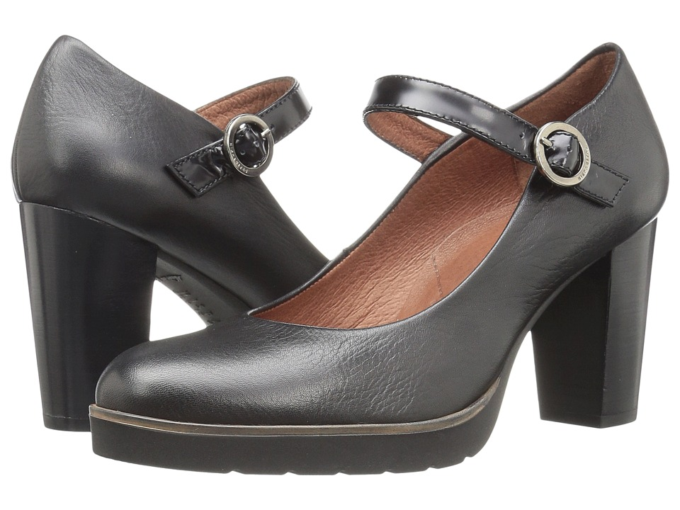 Hispanitas - Veda (Soho Black/Antique Black) Women's Shoes