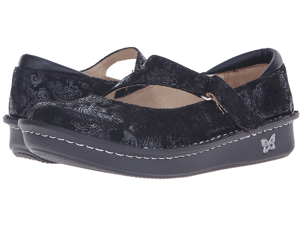 Alegria - Jill (Black Gracie) Women's Shoes