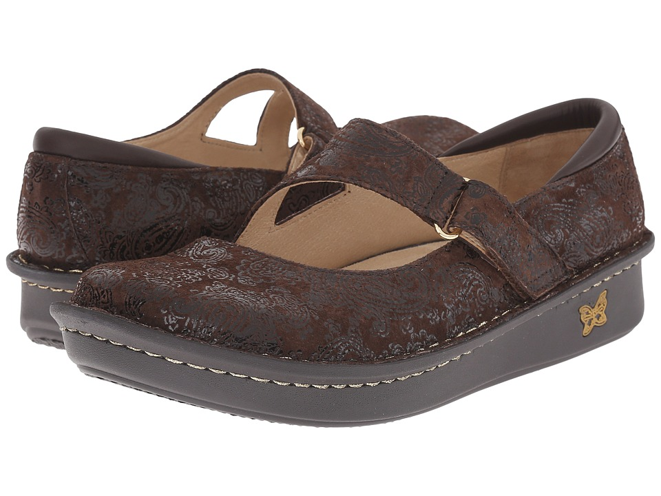 Alegria - Jill (Brown Gracie) Women's Shoes